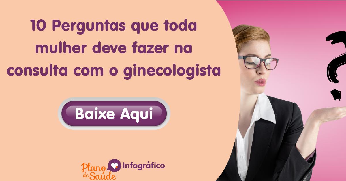 10 Perguntas que toda mulher deve fazer na consulta com o ginecologista