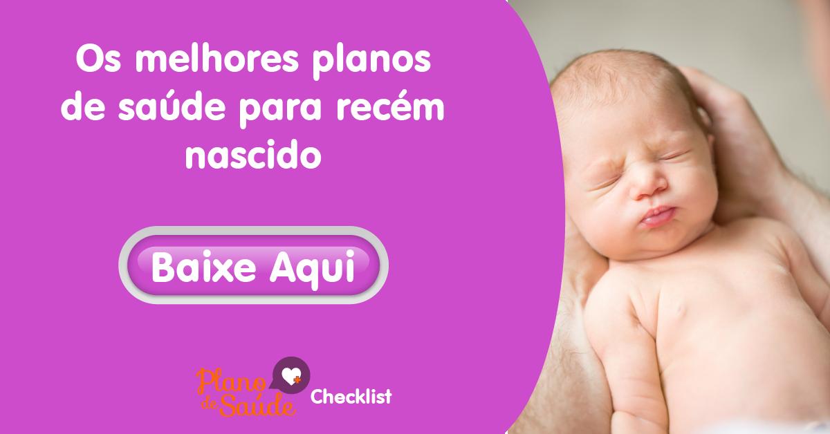 Os melhores planos de saúde para recém nascido